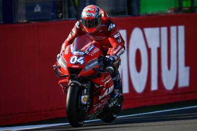 Dovizioso Masih Pendam Rasa Kecewa Gagal Juarai MotoGP 2019