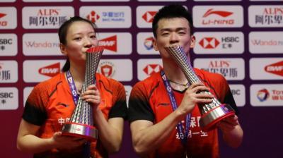 Segel Gelar Juara BWF World Tour Finals 2019, Zheng Huang: Ini Luar Biasa!