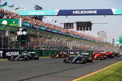Kebakaran Hutan Tidak Halangi Penyelenggaraan F1 GP Australia 2020