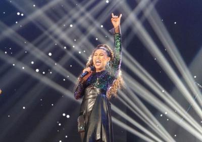 Dapat 5 Standing Ovation, Novia Tereliminasi dari Indonesian Idol