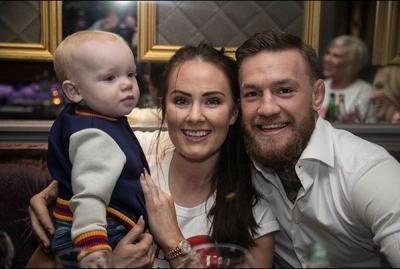 Keluarga Bantu McGregor Lewati Masa Sulit