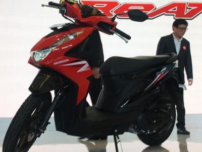 Honda BeAt Terbaru Resmi Mengaspal