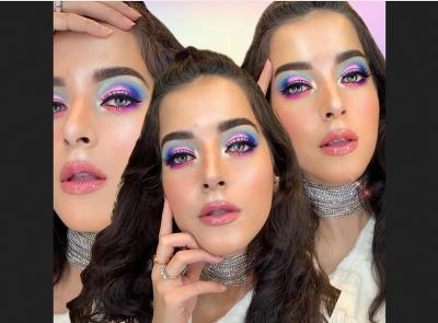 Fun and Funky Eye Makeup untuk ke Pesta, Intip 3 Tampilan ala Tasya Farasya