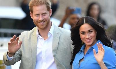 Kanada Tolak Pindahan Pangeran Harry dan Meghan Markle?