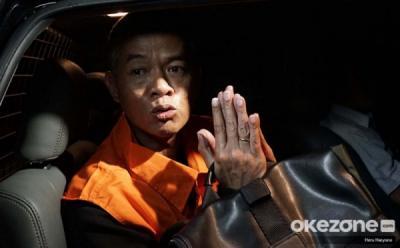 Terbitkan Keppres, Jokowi Resmi Berhentikan Wahyu Setiawan dari Komisioner KPU