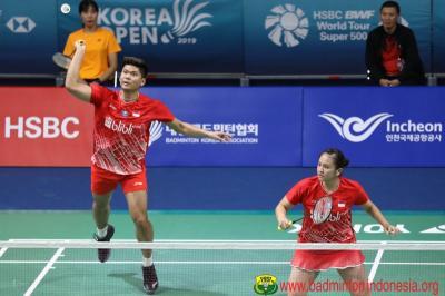 Langkah Praveen Melati di Indonesia Masters 2020 Terhenti