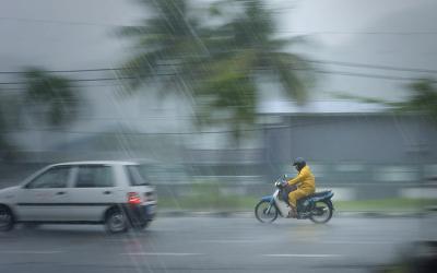 Ini Penyebab Curah Hujan Tidak Merata di Wilayah Indonesia