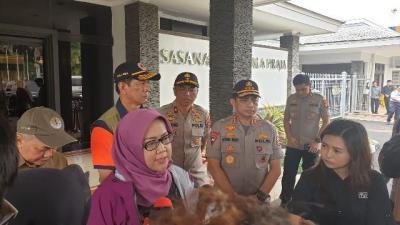 Pemkab Bogor Akan Relokasi 17.869 Pengungsi Banjir dan Longsor