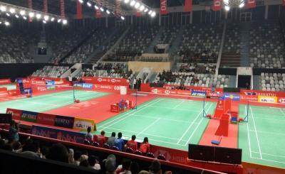 Tas Wasit Indonesia Masters 2020 Dicuri, Panpel Tingkatkan Sistem Keamanan