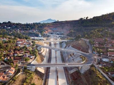 Rampung 2020, Cisumdawu Bakal Jadi Salah Satu Tol Terindah di Indonesia