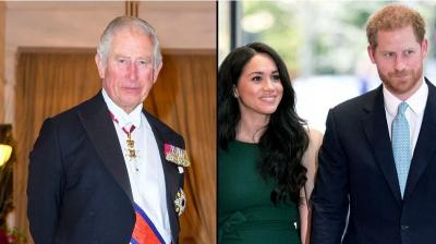 Biaya Hidup Harry dan Meghan Markle Masih Ditanggung Pangeran Charles?
