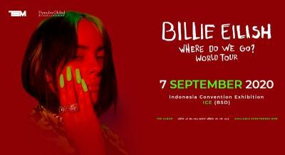 Billie Eilish Pastikan Gelar Konser Perdana di Indonesia