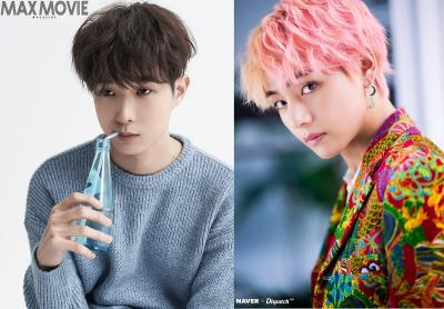 V BTS Apresiasi Kemenangan Film Choi Woo Shik dalam SAG Awards 2020