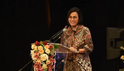 Sri Mulyani: Tugas Menarik Pajak Tidak Populer