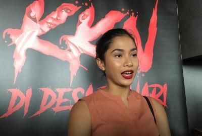 Aghniny Haque Semakin Nikmati Keseruan Main Film Horor