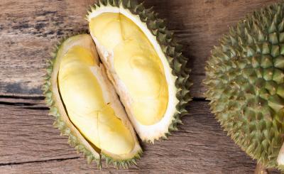 Makan Durian Sepuasnya di Terminal III Bandara Soekarno Hatta Cuma Rp100 Ribu Loh