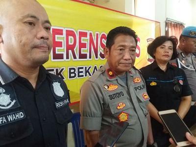 Kasus Pencurian 40 Laptop di SMP 33 Kota Bekasi, Polisi Dalami Keterlibatan Orang Dalam