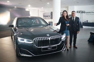 BMW Boyong Seri 7 Long Wheelbase ke Medan, Ini Alasannya