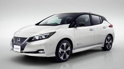 Penjualan Nissan Leaf Telah Tembus 450.000 Unit