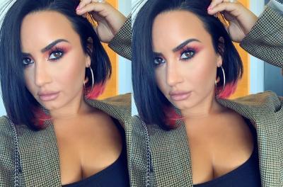 Demi Lovato Akan Bawakan Lagu Baru di Grammy Awards 2020