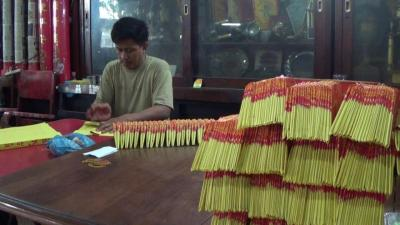 Jelang Perayaan Imlek, Penjualan Kim Cua Meningkat 10%
