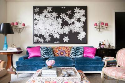 Memilih Cat Desain Interior, Senada atau Beda Warna Setiap Ruangan?