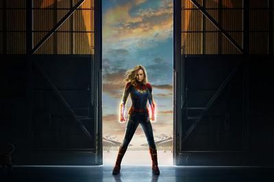 Marvel Akan Garap Captain Marvel 2, Target Tayang di 2020