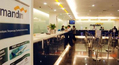 Bank Mandiri Catat Dana Pihak Ketiga Rp933 Triliun pada 2019