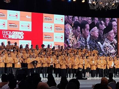 Ini 51 Orang Pengurus DPP Partai Hanura