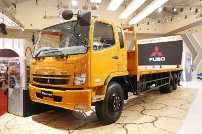 Penjualan Mitsubishi Fuso Turun Sepanjang 2019