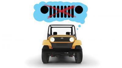 Dinilai Duplikasi Desain Jeep, Mahindra Ubah Tampilan Mobilnya
