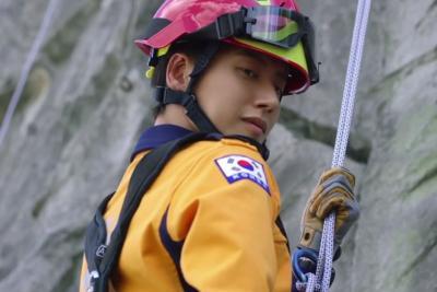 Selamatkan Jo Bo Ah, Park Hae Jin Dikepung Kobaran Api di Teaser Forest