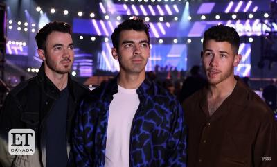 Siapkan Kejutan di Grammy 2020, Jonas Brothers Akan Bawakan Lagu Spesial