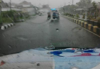 Waspada! 14 Wilayah Ini Berpotensi Hujan Lebat hingga 29 Januari