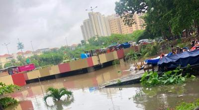PPK: Kita Harus Saling Bantu Atasi Banjir Underpass Kemayoran