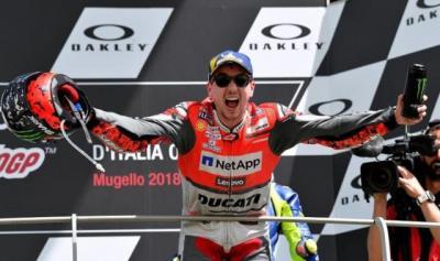 Zarco Jadikan Lorenzo Referensi untuk Taklukkan Ducati