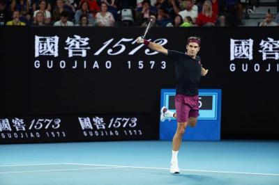 Jelang 16 Besar Australia Open 2020, Federer Dihantui Kelelahan Fisik