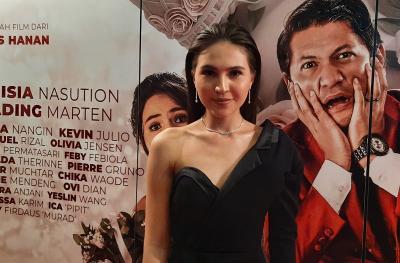 Olivia Jensen Ungkap Alasan Wajib Nonton Film Temen Kondangan