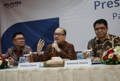 Erick Thohir Rombak Direksi Taspen, Antonius Steve Kosasih Jadi Dirut
