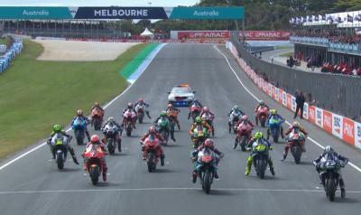 Bos LCR Honda Sebut Pembalap MotoGP seperti Binatang saat Start