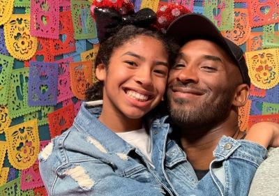 Meninggal Bersama, Intip Momen Manis Kobe Bryant dan sang Putri