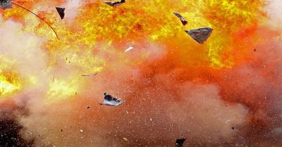 Ledakan Pabrik Gas di Bekasi, 10 Truk Tangki dan 5 Bangunan Ludes Terbakar