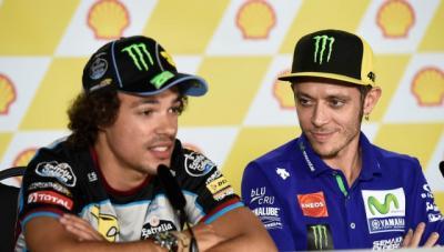 Morbidelli Bicara soal Peluang Rossi Pensiun dari MotoGP