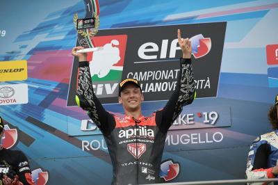 CEO Aprilia Konfirmasi Lorenzo Savadori Tampil di Tes Pramusim MotoGP 2020