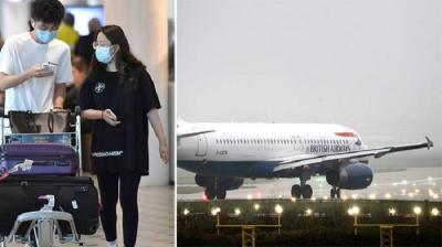 British Airways Hentikan Penerbangan ke China karena Virus Korona Wuhan