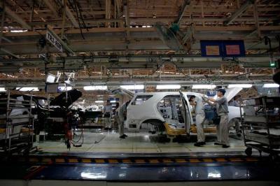 Pengaruh Virus Korona, Industri Otomotif China Ditargetkan Pulih Februari Mendatang