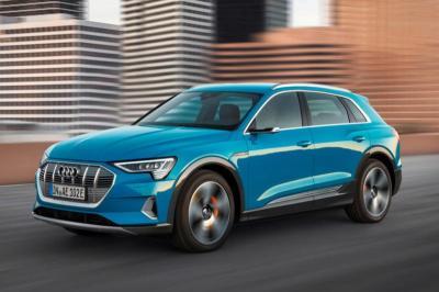 Keterbatasan Suplai Baterai, Audi Pangkas Target Produksi E-Tron