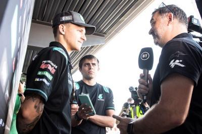 Quartararo Tak Incar Gelar Juara di MotoGP 2020