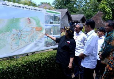 Rehabilitasi 14 Juta Ha Lahan Kritis, Menteri LHK Bangun 179 Kebun Bibit Desa