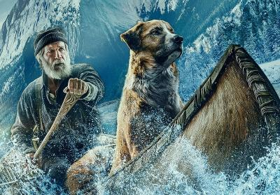 The Call of the Wild: Persahabatan Harrison Ford dan Seekor Anjing